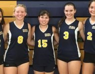 N.J. volleyball player with autism inspiring team, community