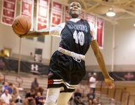 Top 2019 hoops recruit Scottie Lewis humiliates defender at charity event