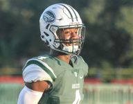 No. 6 Miami Central shrugs off tight start in 44-14 rout of Blanche Ely (Fla.)