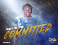 UCLA lands commitment from four-star Penn. WR Jahan Dotson hours after epic Texas A&M comeback