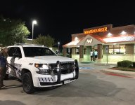 VIDEO: Police treated impromptu Colleyville Heritage (Texas) victory party at Whataburger like a riot