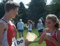 Cross country homecoming proposals are becoming a thing