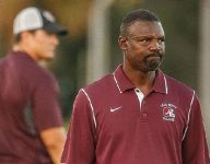 Former NFL player turned Fla. football coach Jessie Hester advocates kneeling NFL stars to his players