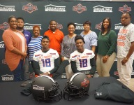 Terrace Marshall, Justin Rogers honored with Under Armour All-America Game jerseys