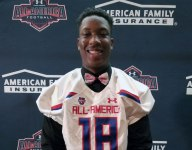 Five-star DE KJ Henry on receiving Under Armour All-America jersey: 'It's definitely a blessing'