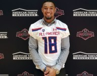 Penn State RB commit Ricky Slade Jr. receives Under Armour jersey