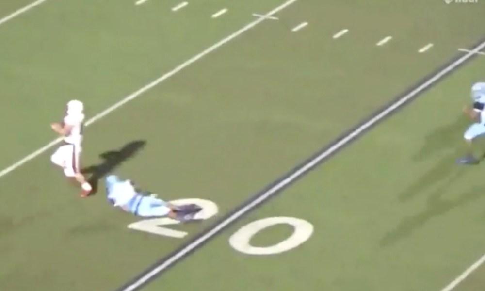 Hudl longest touchdown runs (Photo: Hudl screen shot)