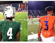 No. 16 Miami Central (Fla.) upsets No. 7 Bishop Gorman (Nev.) with late interception, two long James Cook TDs