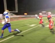 VIDEO: Capital (W. Va.) knocks off Cabell Midland with wild 65-yard TD catch on final play