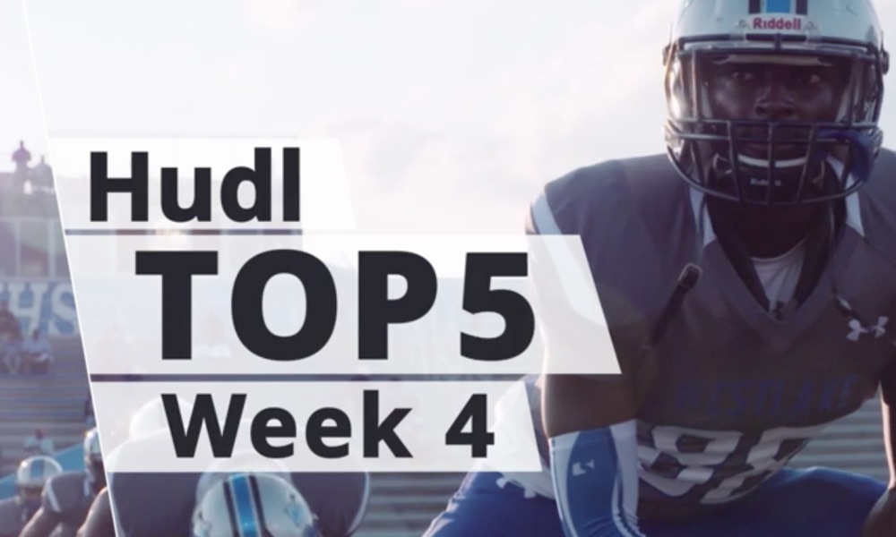 Hudl Top 5 (Photo: Hudl screen shot)