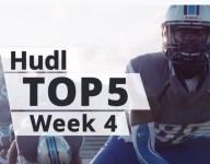 Hudl Top 5: The Best of Week 4