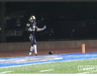 VIDEO: Emmitt Smith's son, EJ, scores four second-half TDs in narrow defeat