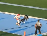 VIDEO: N.J. freshman makes absurd one-handed TD catch in varsity win