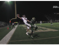 VIDEO: Ohio WR makes absurd one-handed catch in corner of end zone