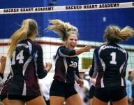 Assumption (Louisville) regains top spot in Super 25 volleyball rankings