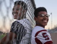 Calif. brothers to meet on the gridiron: 'I'm gonna hit him ... but then I'm gonna help him up'