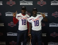 Texas commits D'Shawn Jamison, Al'vonte Woodard receive Under Armour jerseys