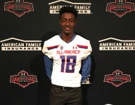 Four-star WR Tommy Bush on reaching Under Armour All-American game: 'I was praying that it would happen'