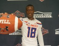 Miami Central's Robert Hicks, Chandler Jones stick together for Under Armour All America Game and Louisville