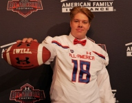 Four-star Lake Oswego (Ore.) OL Dawson Jaramillo is ready for Under Armour, Oregon future