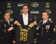 Ohio State commit Max Wray celebrates Army All-American Bowl selection