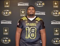 Playing in the U.S. Army All-American Bowl has special meaning for five-star OG Jamaree Salyer