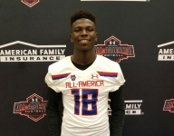 Alabama commit Xavier Williams 'amped' to be in elite company as Under Armour All-American