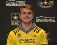 Four-star Ill. TE Luke Ford is pumped to be a U.S. Army All-American