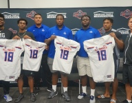 Under Armour All-America Game makes stop at IMG Academy, adds six stars in one morning