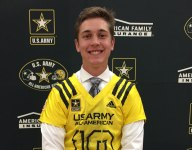 Baylor commit Isaac Power celebrates Army All-American Bowl selection