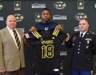 Clemson commit Justin Mascoll celebrates Army All-American Bowl selection