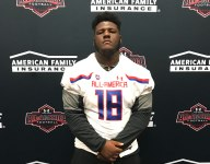 Texas commit Keondre Coburn is ready to represent Lone Star State and Longhorns at Under Armour All America Game