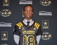 Clemson-bound CB Kyler McMichael honored with U.S. Army All-American Bowl jersey