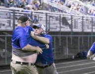 Two Ind. football coaches from same school suspended for fighting each other on sideline during game