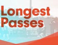 Hudl Top 5: Georgia's longest passes