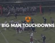 Hudl Top 5: The best big man touchdowns of 2017 (so far)