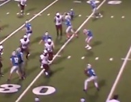 VIDEO: Is this touchdown from an Arkansas middle school the best wild trick play ever?