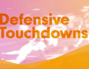 Hudl Top 5: Texas' top defensive touchdowns