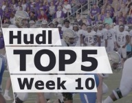 Hudl Top 5: The best plays from Week 10 around the nation