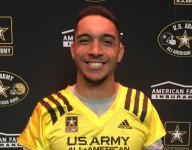 Top-rated athlete Talanoa Hufanga first in his school's history to receive Army All-American jersey