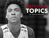 The Trendon Watford Blog: Final four schools, 'Stranger Things', Meek Mill and more