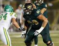 Five-star OT Cade Mays decommits from Tennessee