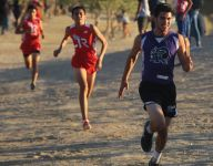 Deaf runner found family, confidence on cross country team