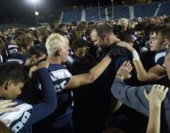 Ind. coach under fire after local resident saw picture of postgame prayer in newspaper