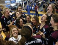 Assumption (Louisville) takes over No. 1 spot in Super 25 volleyball rankings