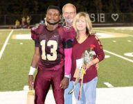 Once-homeless Ind. RB prospers with help of guardian angel
