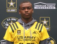 Five-star Texas DB Anthony Cook celebrates U.S. Army All-American selection as he nears college choice
