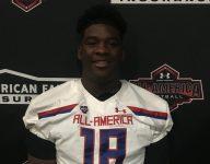 Auburn-bound DT Coynis Miller Jr. receives Under Armour All-America jersey