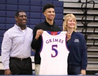 The brothers Myers-Grimes: How Tyler Myers and Quentin Grimes could become the first brothers to play in NHL and NBA