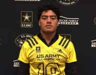 No. 1 LB Palaie Gaoteote honors dad by receiving Army All-American Bowl jersey